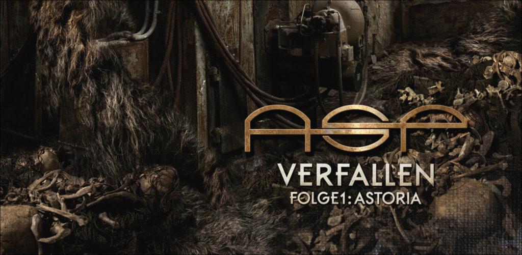 Cover ASP Verfallen Folge 1 Astoria
