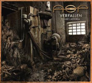 Cover ASP Verfallen Astoria Standard Edition