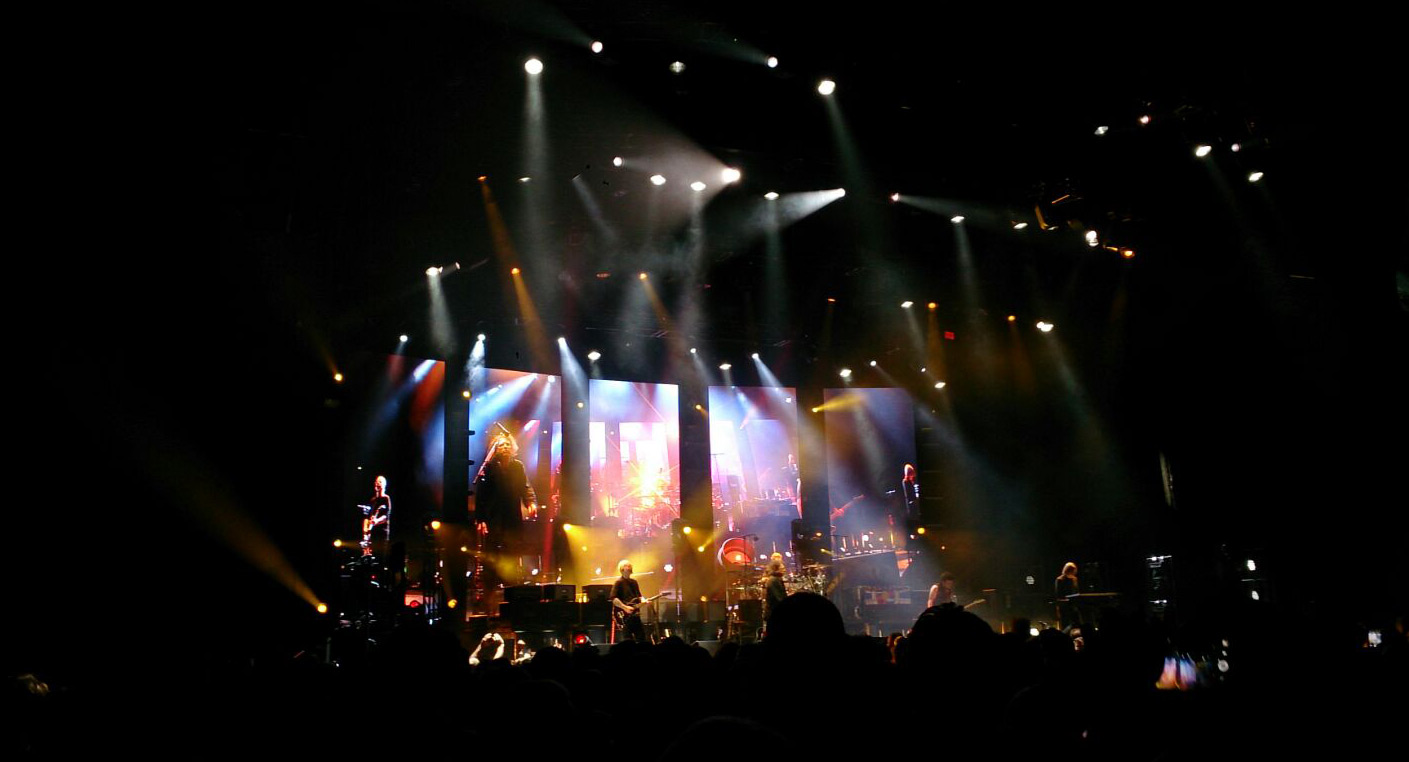 The Cure live in Berlin Oktober 2016
